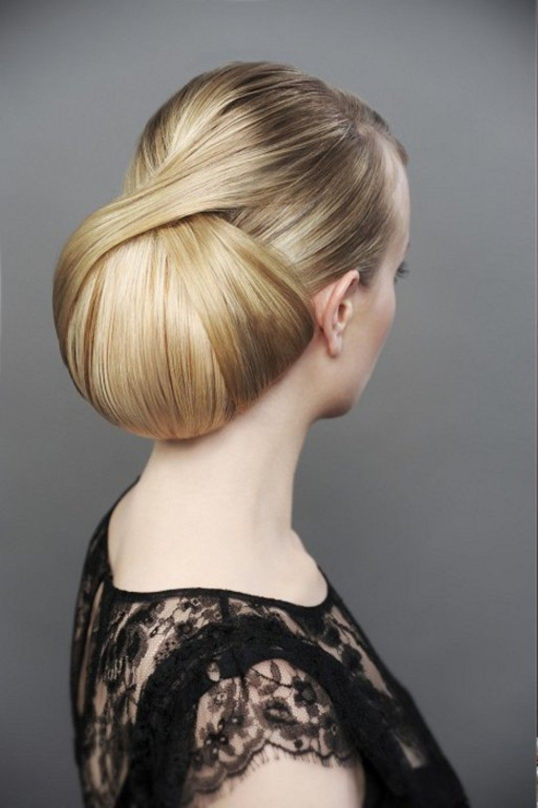 long wedding hairstyles wrapped updo | celeberity style | pinterest