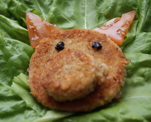 świnka z szynki