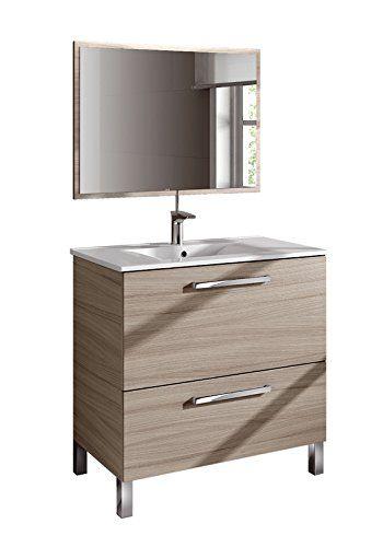 Mueble Espejo Lavabo Ceramica Envio Gratis Ver Oferta Https Cadaviernes Com Ofertas De Espejos Para Baños Muebles De Baño Muebles Cuarto De Baño
