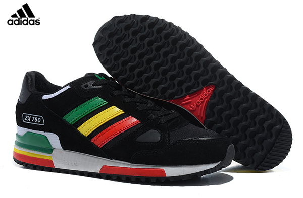 Red/Green/Gold V20866,Adidas-ZX Shoes