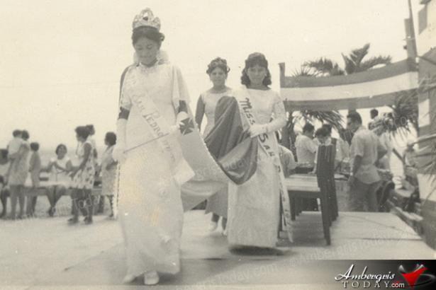 Miss San Pedro 1971 Ermita Castillo.