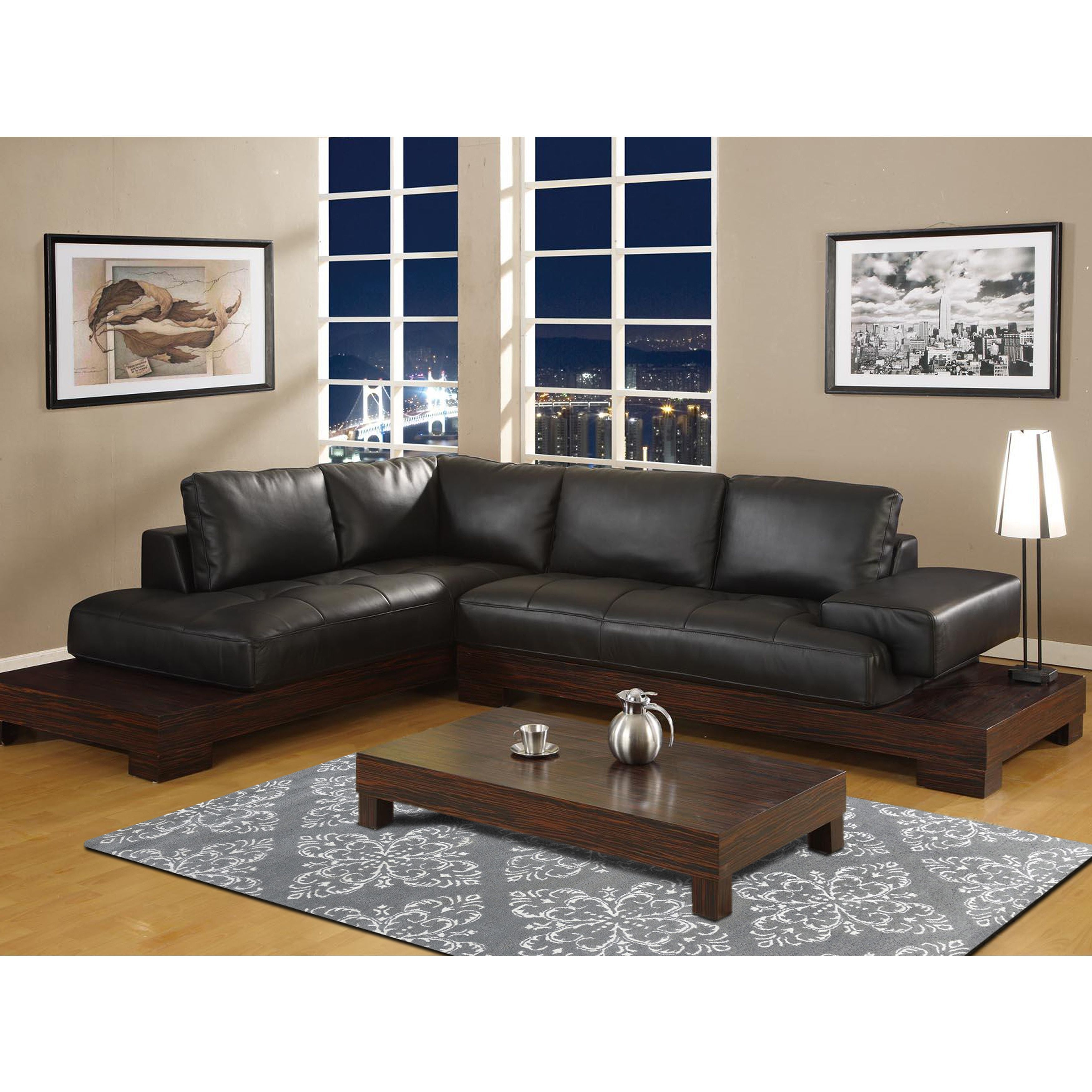 Leather Sofa New Zealand Hand Tufted Saint Thomas Steel Blue Blended New Zealand Wool And