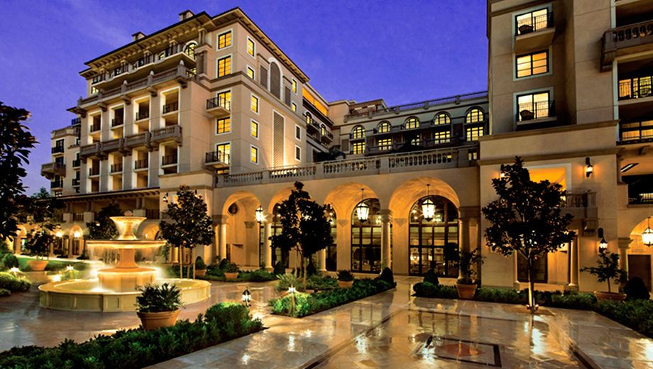 Southern California Luxury Resorts: THE PENINSULA BEVERLY HILLS Is The Only AAA Five Diamond