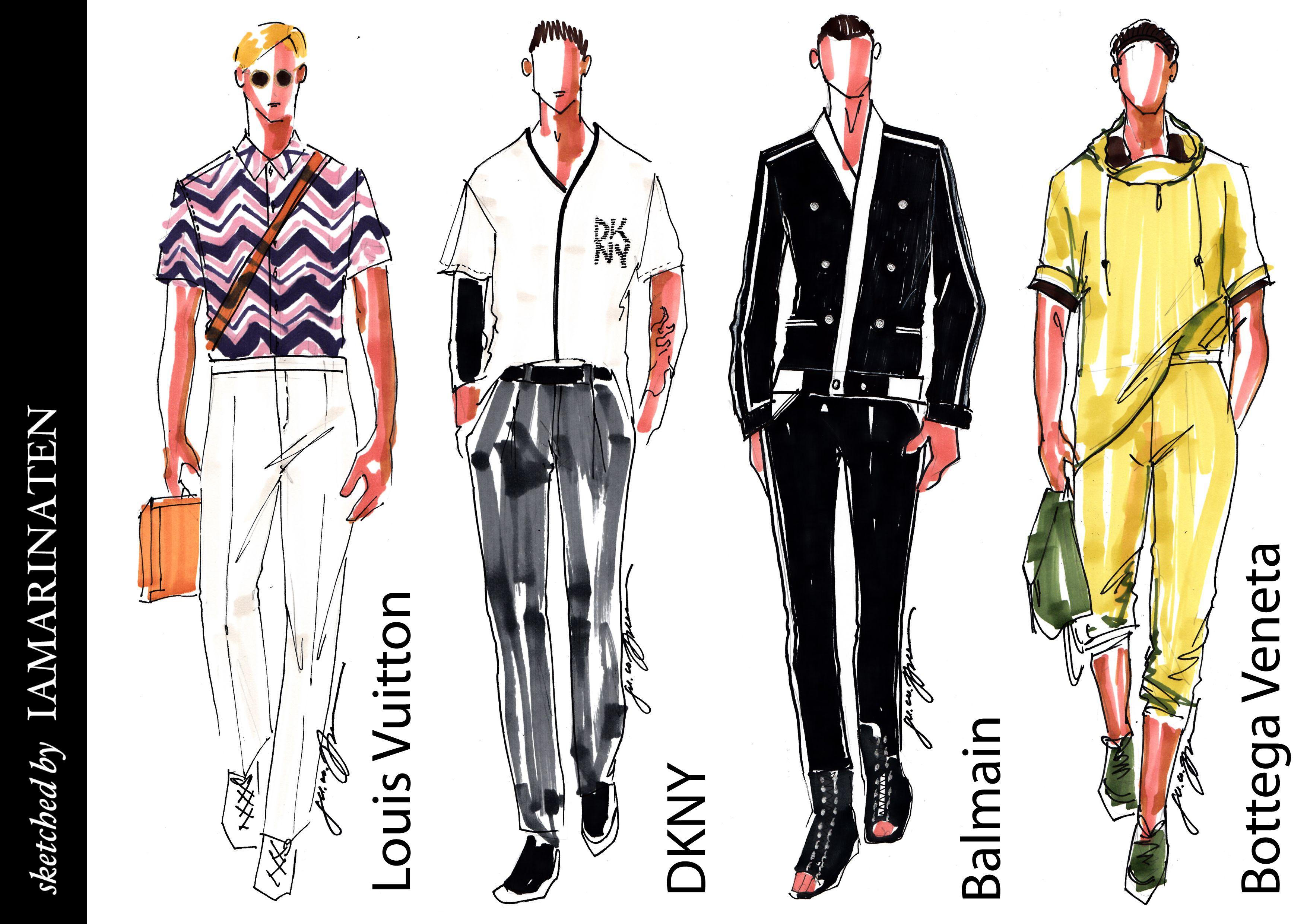 fashion design men sketches fashion design men sketches