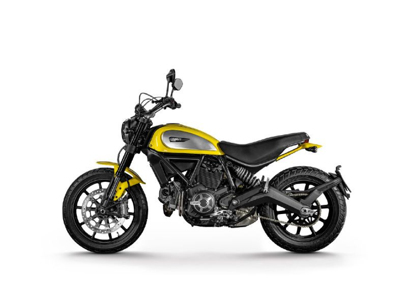 A Ducati Scrambler 400 Is On The Way So New Riders Donu0027t Have To Ride  Transformers
