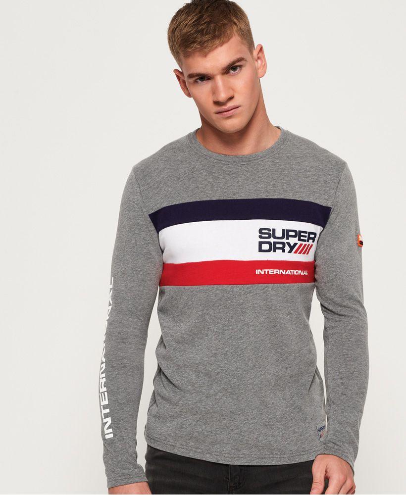 Trophy Tri Colour Hoodie | Hoodies, Superdry, Sweatshirts