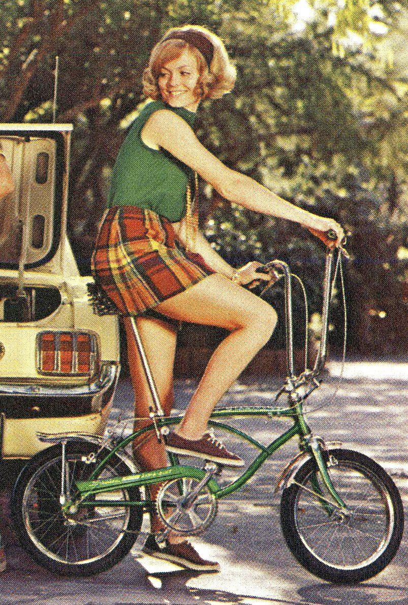 Schwinn Folding Bike Runabout 1966 Bikeporn Pinterest