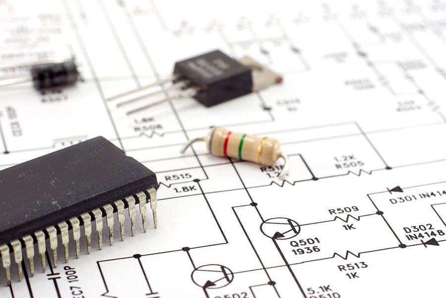 Circuit Diagram A Circuit Diagram Maker In 2020 Electronics Projects Circuit Diagram Hobby Electronics