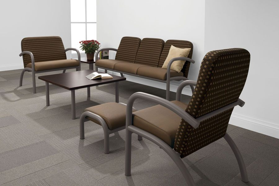 Aubra hospital waiting room furniture delivers comfort and durability in  the most demanding healthcare furniture environments. Aubra hospital waiting room furniture delivers comfort and