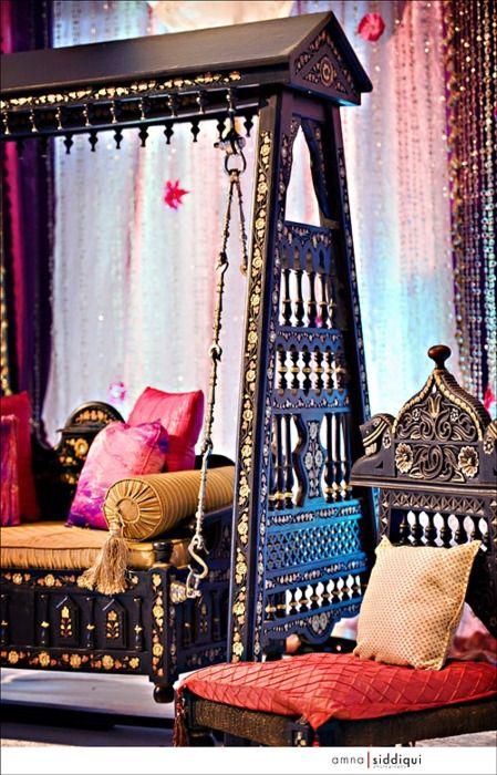 beautiful bohemian decor | Boho Swing Chair | Panda's ...