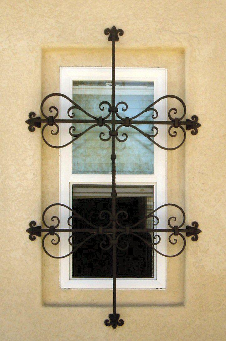 Iron Garden Art Entrance