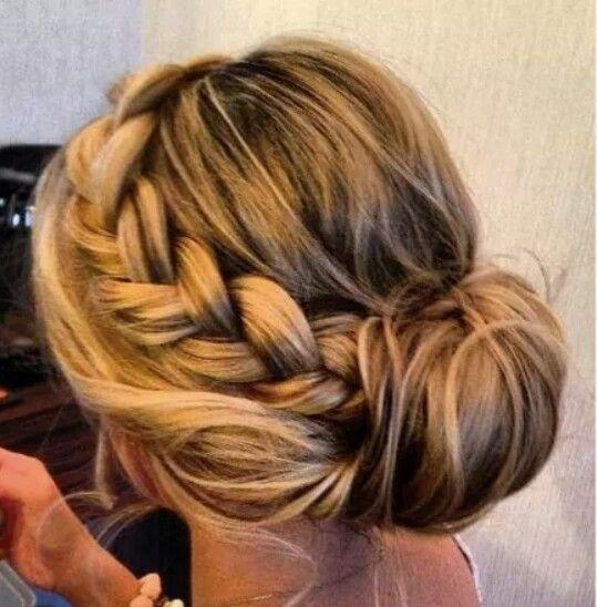 13 Beach Wedding Hair Ideas You Need To See Right Now: #hair #braid #hairstyle #bun #plait #wedding
