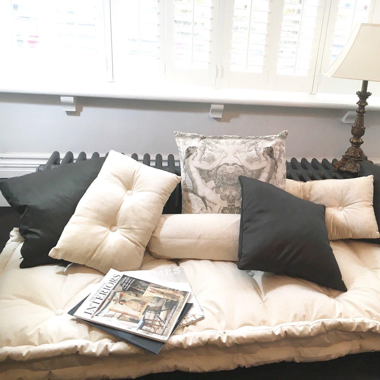 Floor cushion quilted cushion mattresstufted cushion