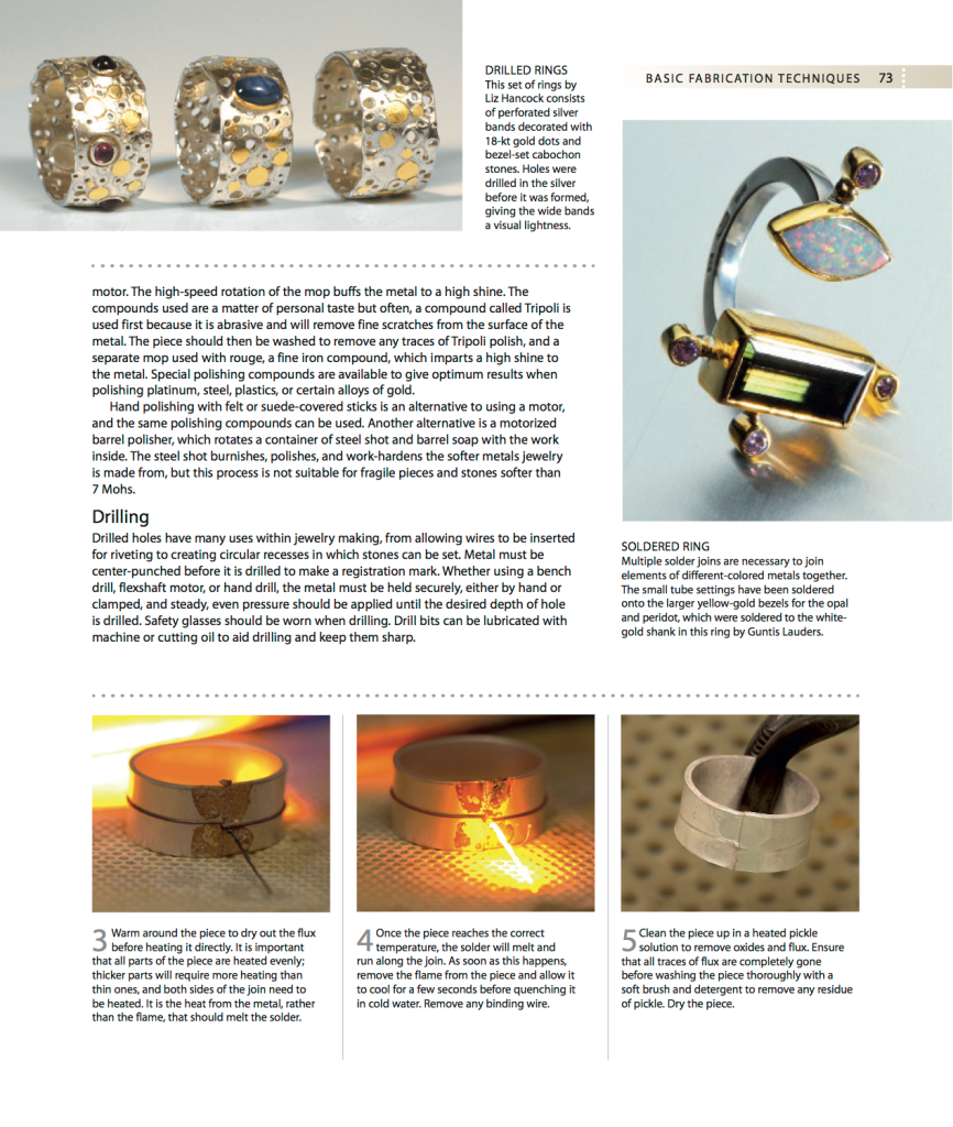 Soldered Ring – Guntis Lauders