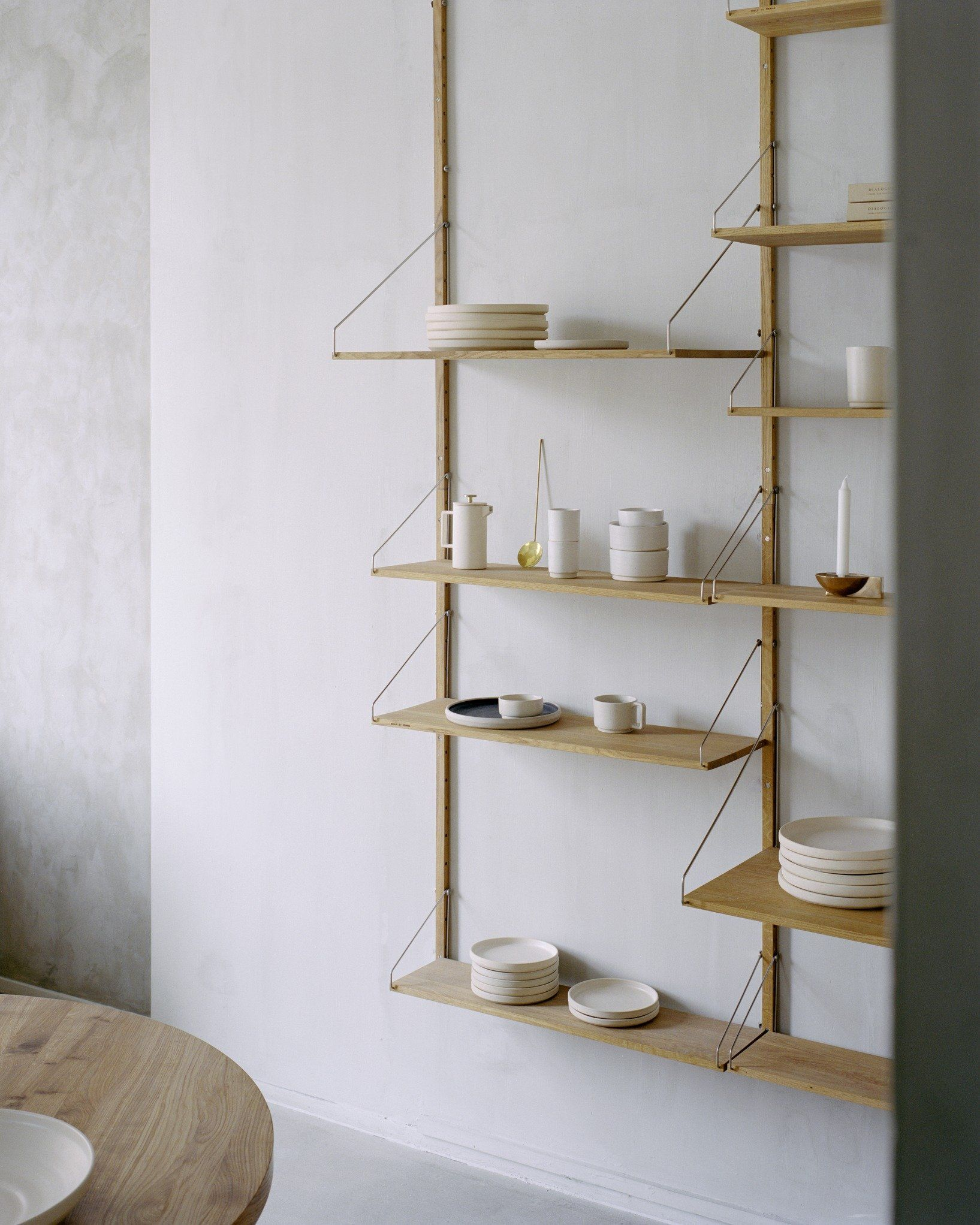 Photo of Frama   Shelf Library   Single Shelf – D20 / W80