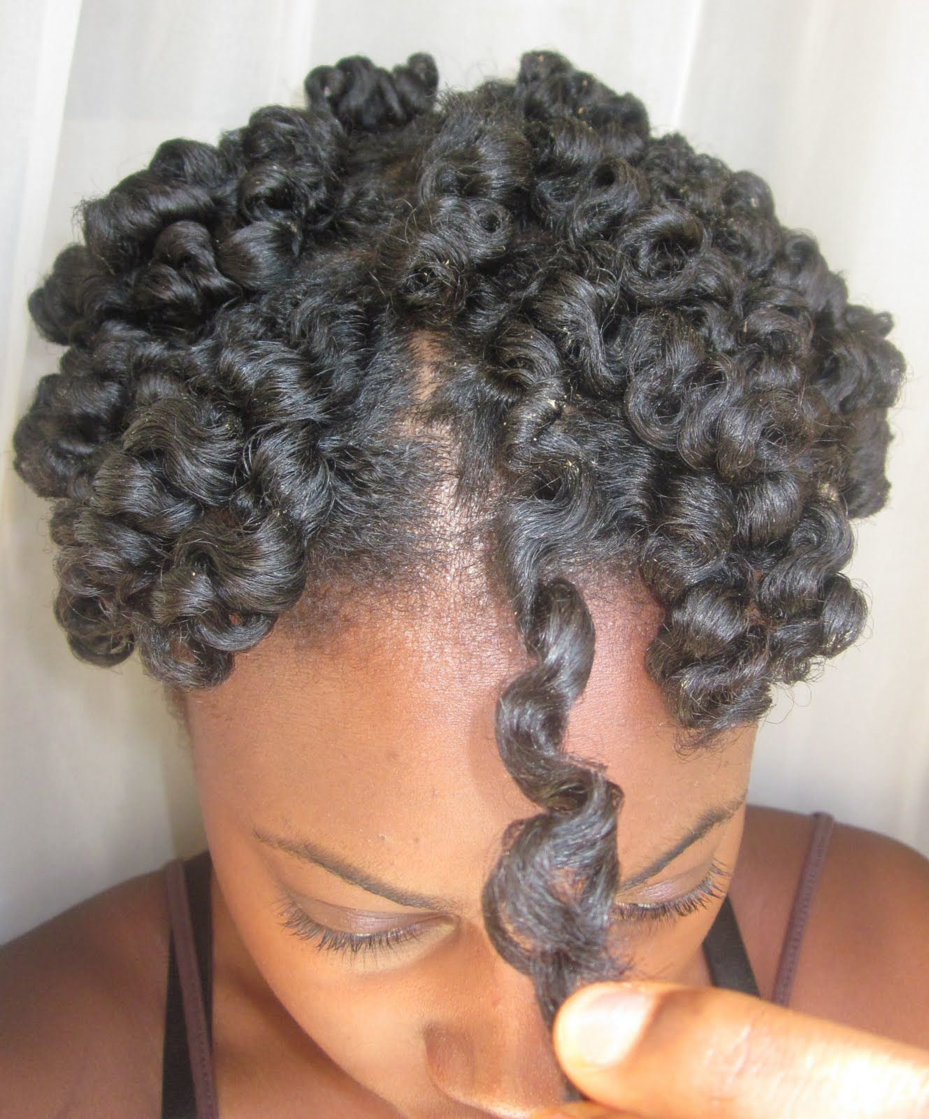 Coiffure Afro Bantu Knots Pin By Lateefah Brown On Natural Coils And Twist Outs