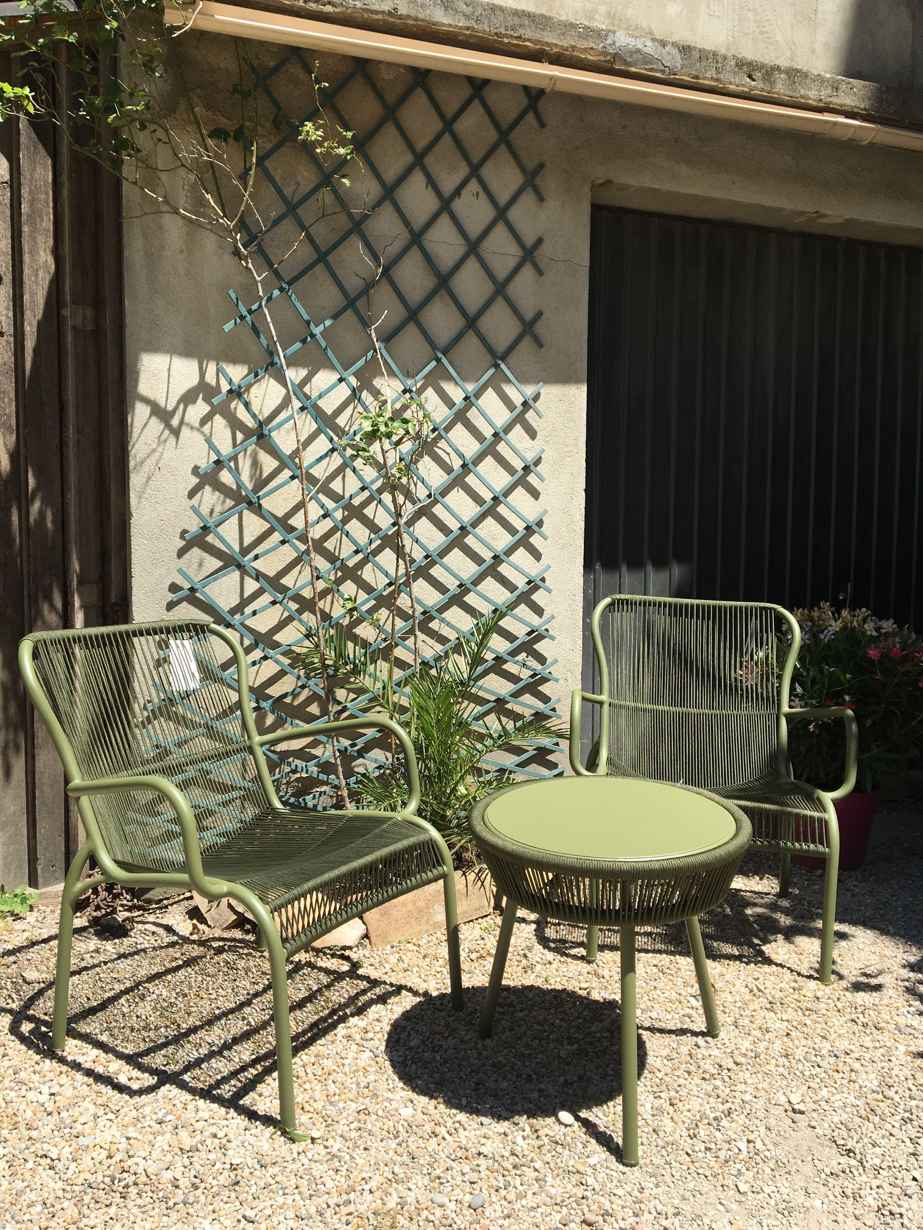 Salon De Jardin Leger ultra léger et de faible encombrant, le salon d'extérieur