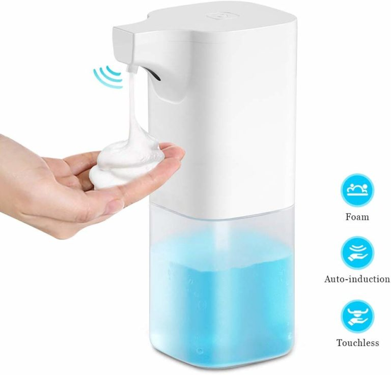 5 Conbola Automatic Foaming Soap Dispenser In 2020 Automatic Soap Dispenser Foam Soap Dispenser Soap Dispensers