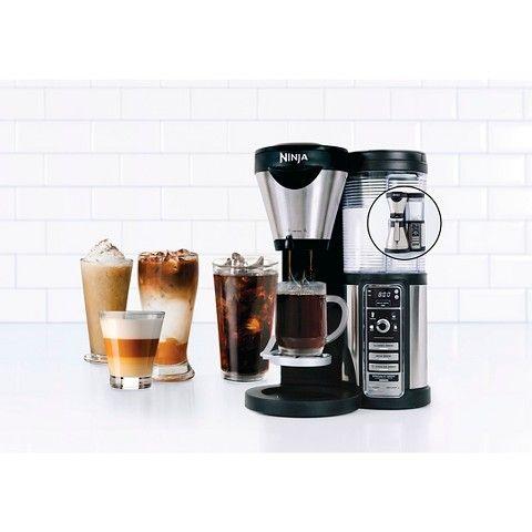 Ninja Coffee Bar™ Coffee Maker with Thermal Carafe | Ninja coffee bar, Ninja coffee, Coffee bar