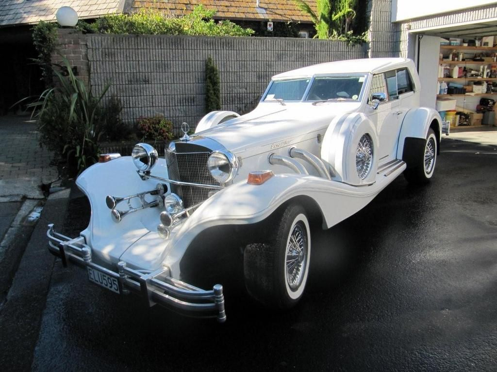 86 best Excalibur images on Pinterest   Vintage cars, Cars and Cool cars