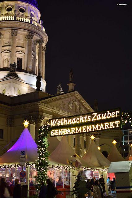 Unelmatrippi: Joulumarkkinoilla Berliinissä