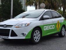 Geico Car Wrap Car Wrap Car Car Graphics