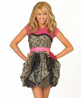 Hannah Montana You Rock !