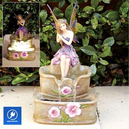 Fairy Cascading Fountain