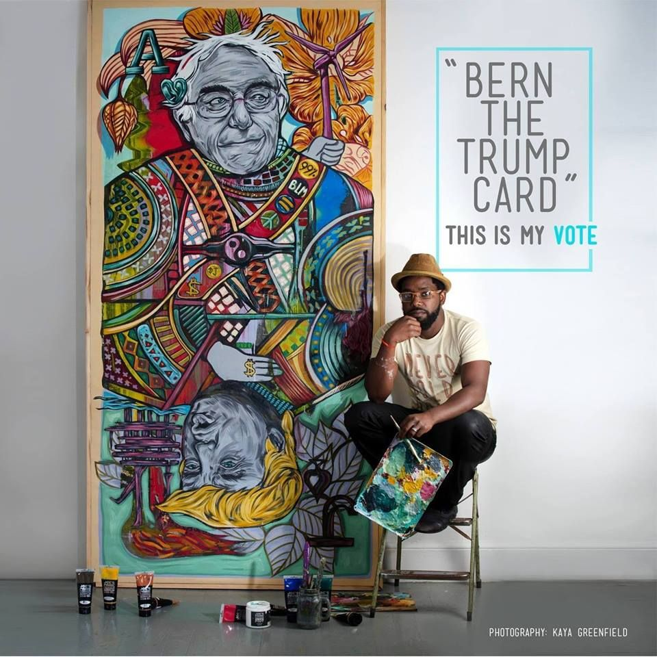 #BernieSanders #FeeltheBern