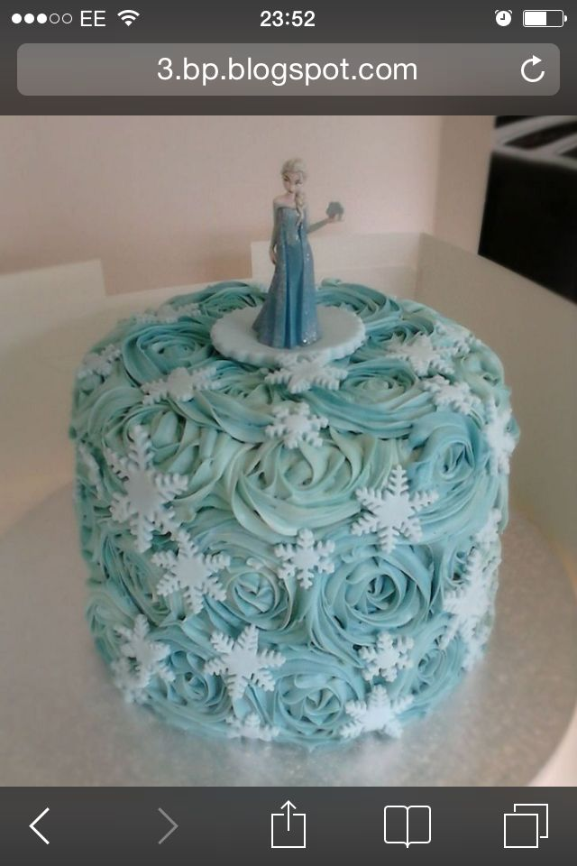 Elsa Cake Cake Ideas Pinterest Elsa cakes Cake and Birthdays