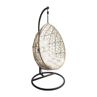 Hangstoel Cocoon Xl.Hangstoel Swing Naturel Living Room Hanging Chair Chair