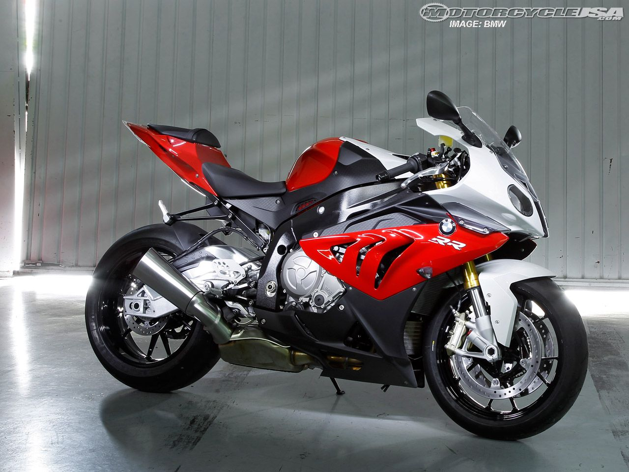 2012 Bmw S1000rr First Ride Photos Motorcycle Usa Bmw S1000rr Motorcycle Usa Bmw