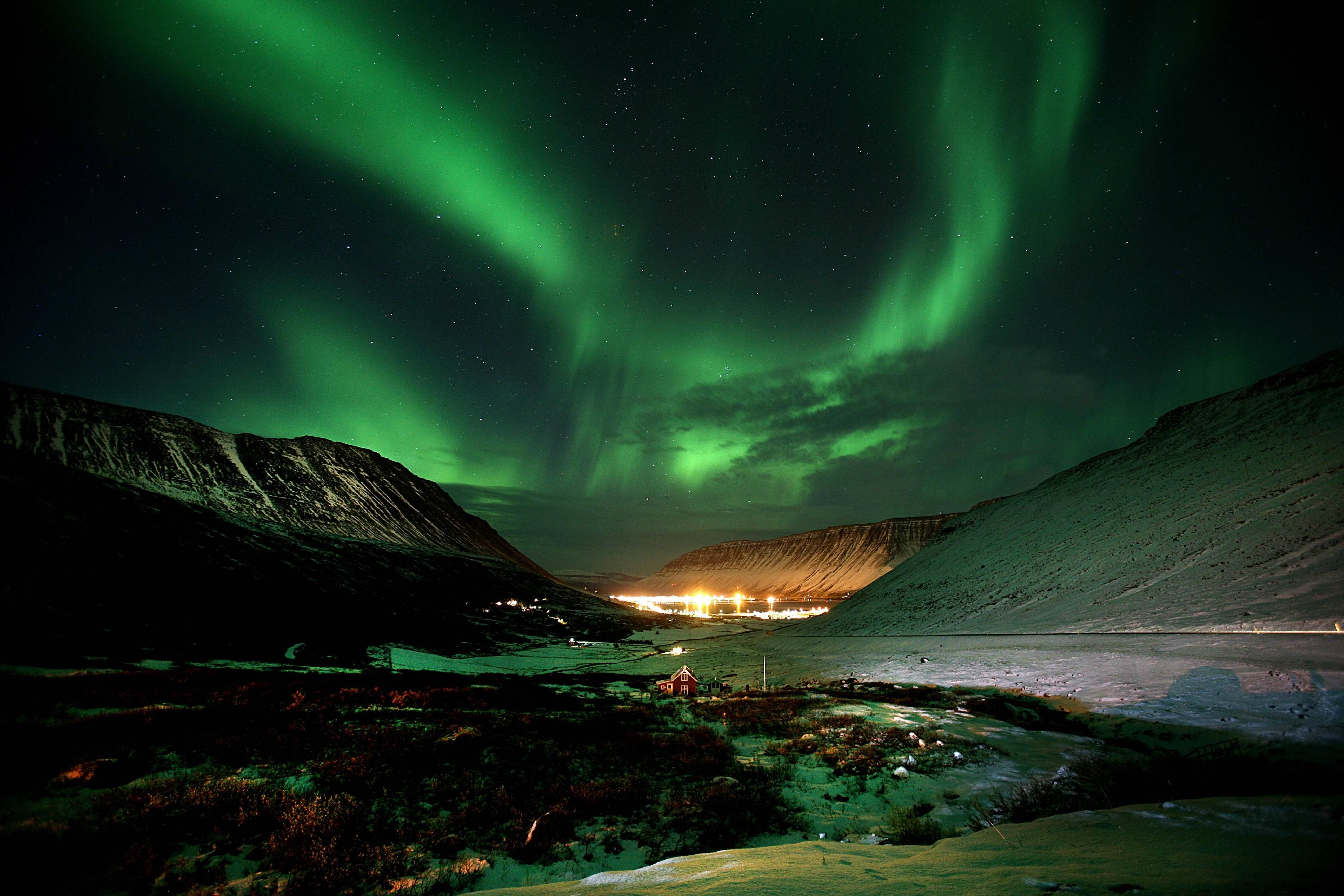 Northern Lights Wallpaper Desktop HD Wallpapers
