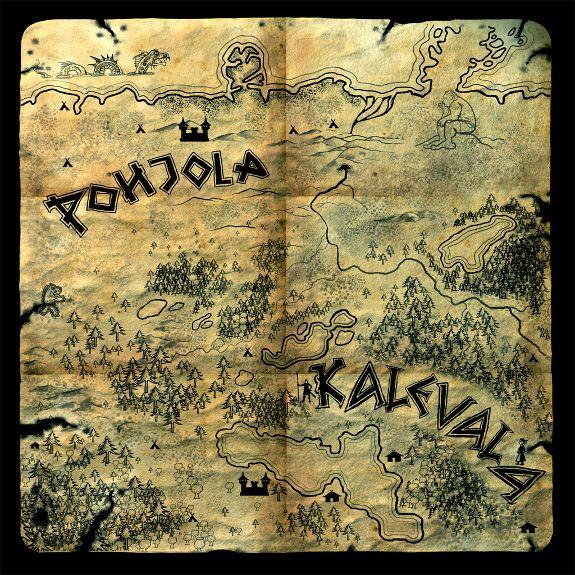 Risultati immagini per kalevala