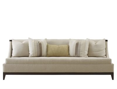 Picture Of Barbara Barry Tipton Tufted Sofa X2 Sofa Customised Sofa Custom Sofa