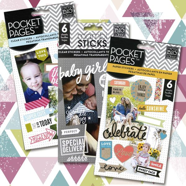 Tons Of Mambi Scrapbooking Supplies On Sale At Blitsy Today