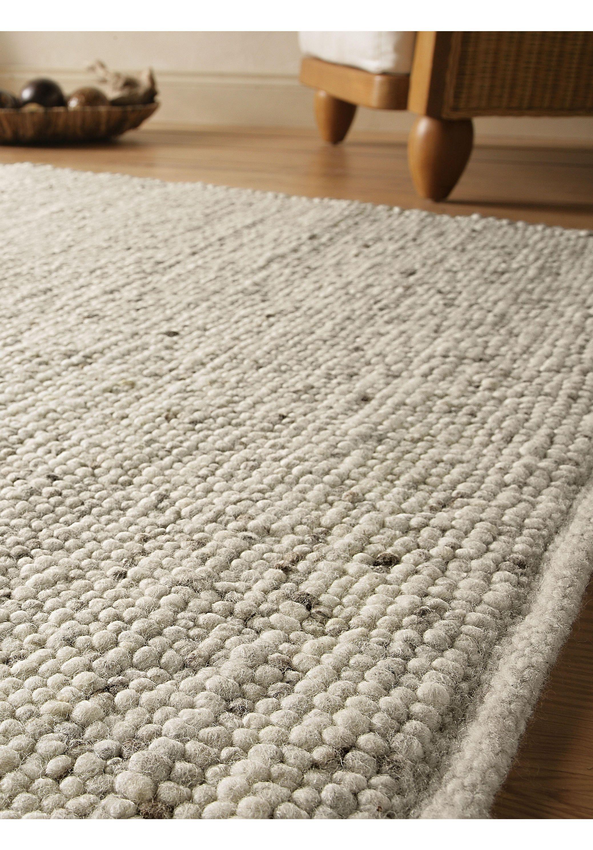 Teppich Rhonschaf Aus Reiner Schurwolle Von Hessnatur Teppich Gewobener Teppich Webteppich