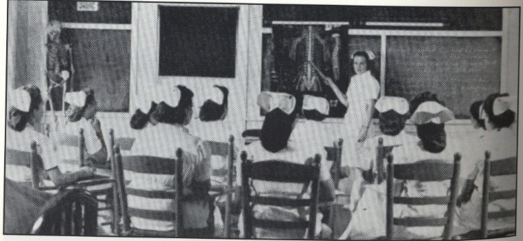 Austin College- Nursing Class