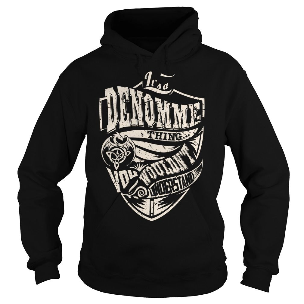 Its a DENOMME Thing (Dragon) - Last Name, Surname T-Shirt