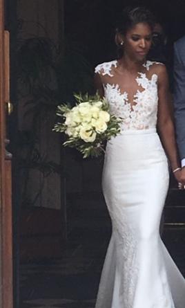 Pronovias Vicenta Wedding Dress Used Size 4 2 000 Wedding