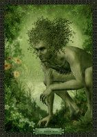 The Green Man by UnholyVault