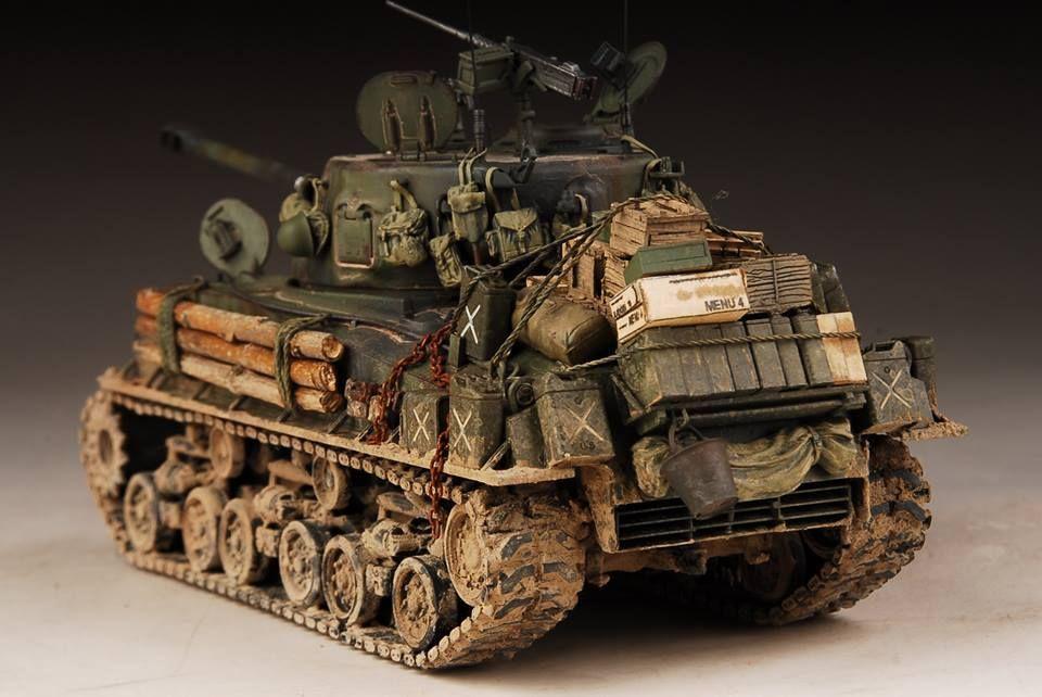 Facebook model tanks military modelling scale models