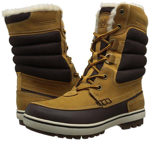 e289397235e Helly Hansen Men's Garibaldi 2 Cold Weather Boot, New Wheat/Coffee ...