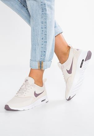 AIR MAX THEA Sneakers laag light orewood browntaupe