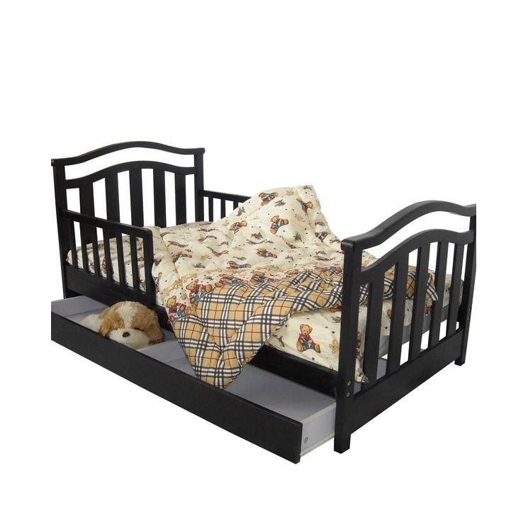 elora toddler bed with storage drawer stuff that i plan to do hopefully pinterest. Black Bedroom Furniture Sets. Home Design Ideas