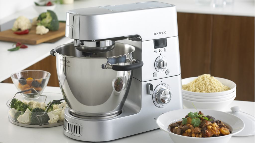 Kenwood Cooking Chef KM096: Test der Oberliga-Küchenmaschine