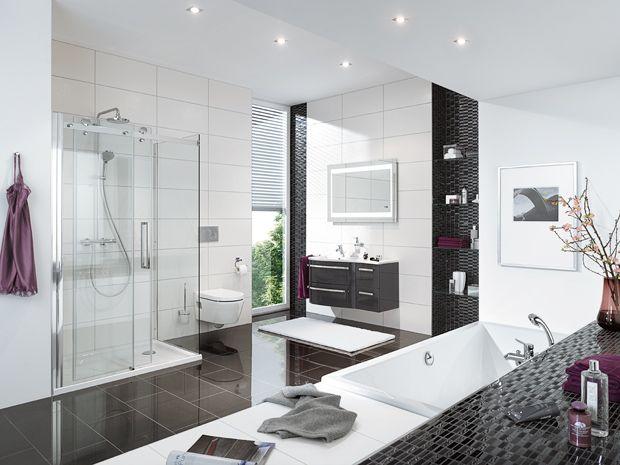 frische ideen fr ihr badezimmer traumbder bauhaus sterreich - Corian Dusche Osterreich