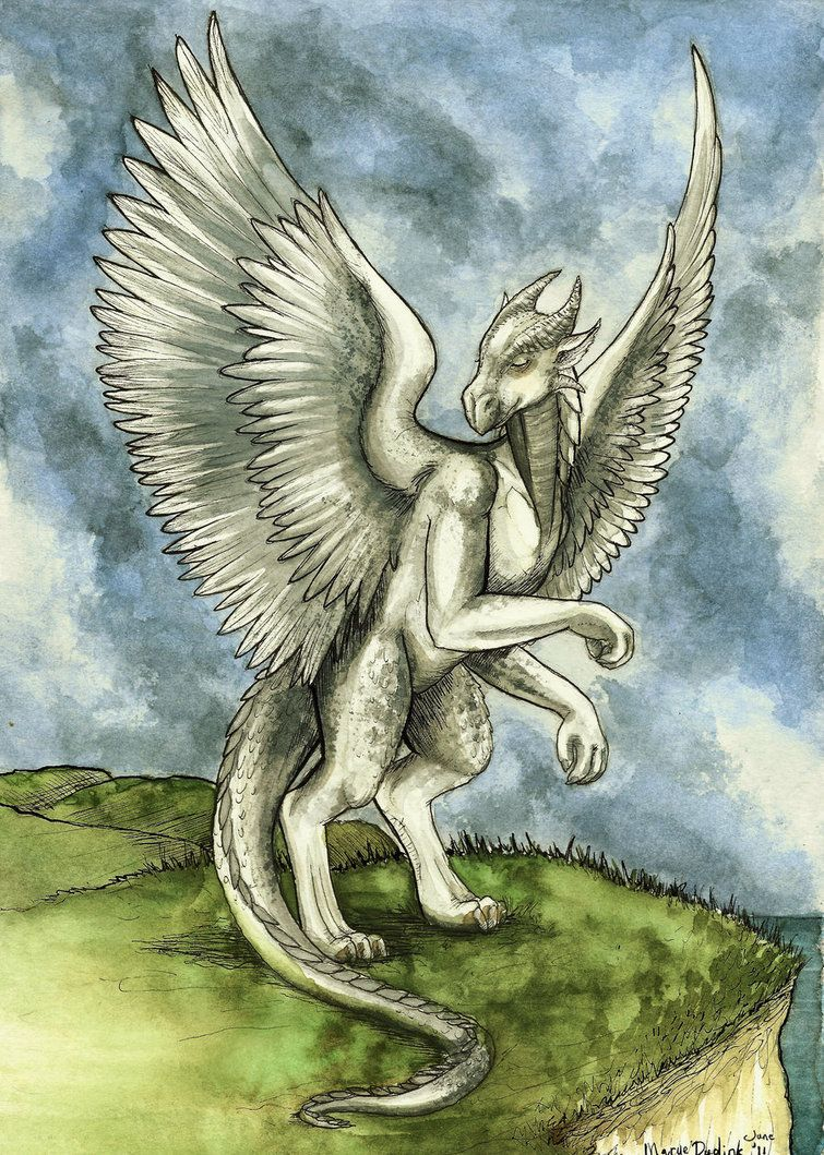Since I like eastern and western fantasy I had an idea to do a painting representing a meeting between the two worlds. Dragons and unicorns are my favorite fantasy creatures and they are both conne...