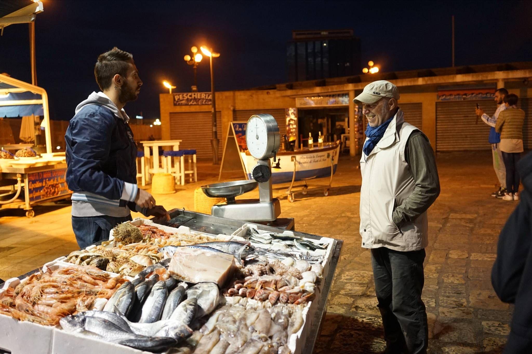 Nice K che und Kultur Apuliens kennenlernen Wochenm rkte durchst bern beim Bauern kaufen St dte besichtigen und