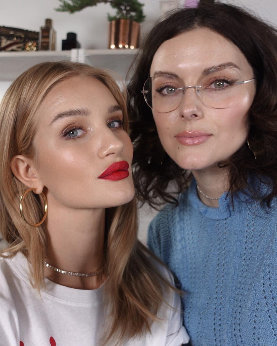 """Rose Inc. on Instagram """"katiejanehughes—celebrity makeup"""